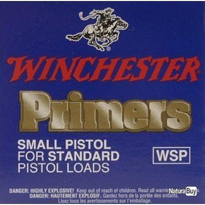 1000 Amorces winchester small pistol