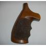 Maginfique plaquette / crosse bois Luxe pour revolver  Smith & Wesson 44 Magnum frame N 29 ou 629
