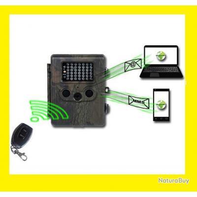 camera surveillance naturacam gsm 1 tc envoi photos sur tel et pc telecommande a distance on. Black Bedroom Furniture Sets. Home Design Ideas