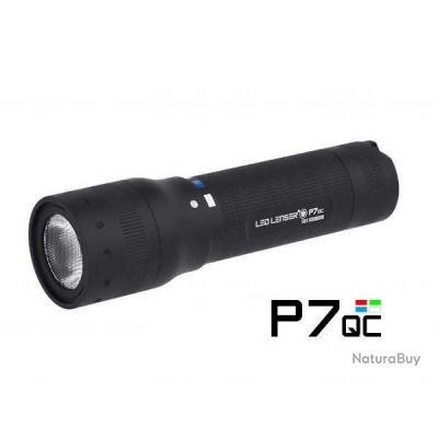 Torche Quatre Qc Couleurs Lampe Led Lenser P7 Ivm76Yfbgy