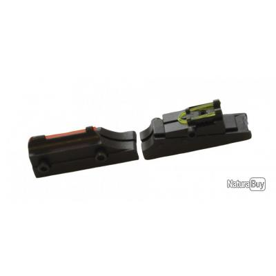HAUSSE REGLABLE ET GUIDON A VISSER TG 962 C TRUGLO  Bande 9 mm BW BERETTA