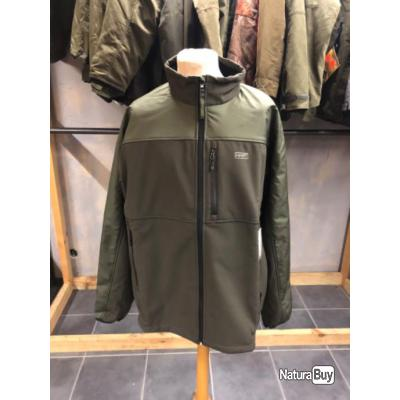 HANGAR33 SOFTSHELL CHASSE HART APEX-WOMEN TAILLE M ANCIENNE COLLECTION