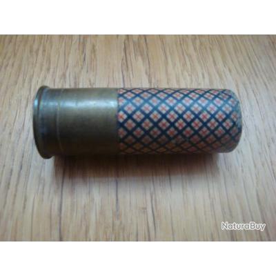 """Cartouche"""" Tricolore-Etoile"""" de calibre 12 MANUFRANCE"""