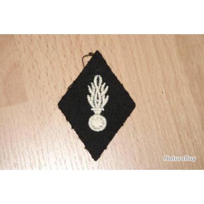 Losange Modéle 45 gendarmerie époque second guerre - Indochine