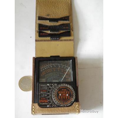 vintage posemetre realt objets divers 2184616. Black Bedroom Furniture Sets. Home Design Ideas