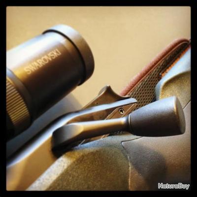 LEVIER D'ARMEMENT LONG pour BLASER R93 - R8 ou autres (Chapuis, Sauer, Mauser, Browning, Bergara)