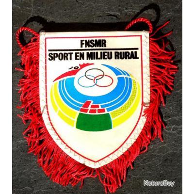 Fanion fnsmr sport en milieu rural divers 2207302 for En milieu rural