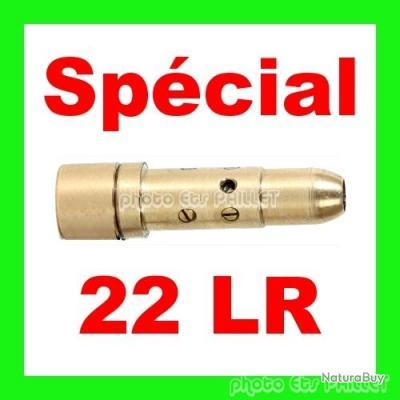Balle Laser de Réglage SIGHTMARK Spéciale 22 LR avec alimentation externe. Qualité professionnelle.