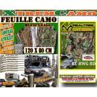 Camo adh�sif REALTREE HWG HD 120X80CM