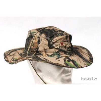 Chapeau de brousse Bush XL