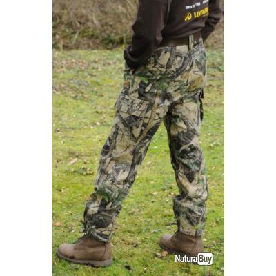 in stock great deals 2017 clearance sale Pantalon chasse homme camo 3D 30 USA