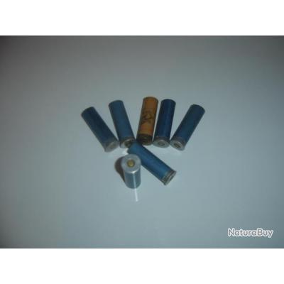 lot de douilles amorcées en calibre 12 marque jupiiter