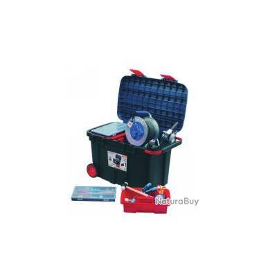 outifrance coffre de chantier roulant xl180 l caisse 224 outils coffrets 2242983