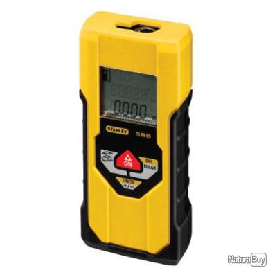 Stanley t l m tre laser tlm99 30m stht1 77138 mesure et tra age 2243480 - Telemetre laser stanley ...