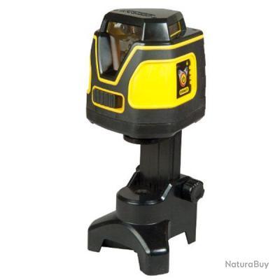 Stanley niveau laser rotatif automatique sll360 port e for Niveau laser stanley 360