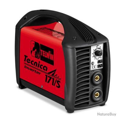 Telwin - Poste de soudage inverter MMA et TIG (sans accessoires) - TECNICA 171/S