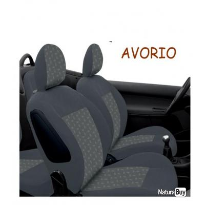 housses de si ge auto renault kangoo 2 de 2008 housses de siege et tapis de sol 2266364. Black Bedroom Furniture Sets. Home Design Ideas