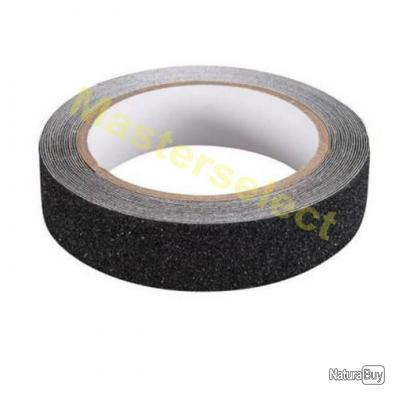 bande antid rapante pour escalier bateau 5m x 25mm ruban adhesif anti d rapant bande abrasive. Black Bedroom Furniture Sets. Home Design Ideas