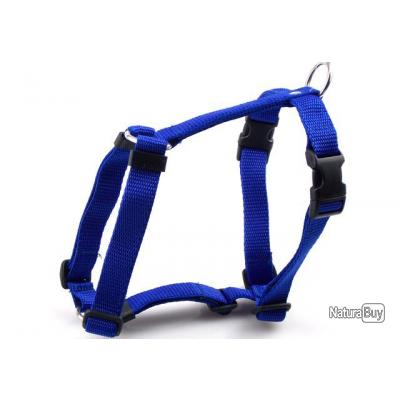"HARNAIS nylon ""CLASSIC""  XL bleu"