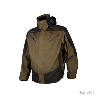 436 - Veste polyester coton wax