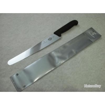 couteau patissier traiteur victorinox ref 5596 couteaux de table et de cuisine 2317932. Black Bedroom Furniture Sets. Home Design Ideas