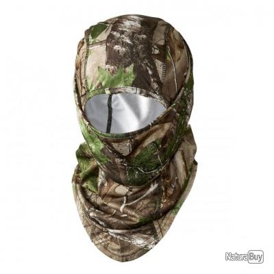 816641ef707a Passe-Montagne SEELAND homme Lizard Realtree Xtra Green - Chapeaux ...