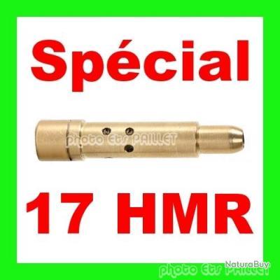 Balle Laser de Réglage PENTAFLEX Spéciale 17 HMR avec alimentation externe. Qualité professionnelle.