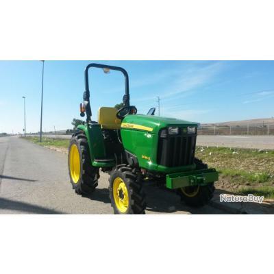 a saisir tracteur john deere 3036e neuf roues agraires 36 cv hydrostatique tracteurs et. Black Bedroom Furniture Sets. Home Design Ideas