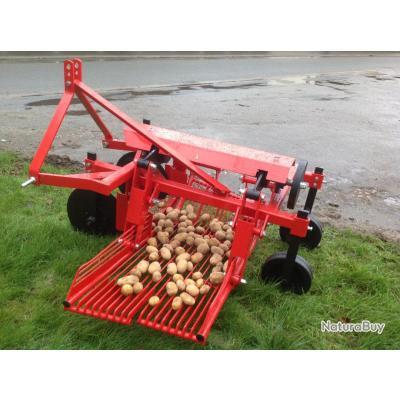 arracheuse de pommes de terre neuve 1 rang neuve fabrication cee tracteurs et accessoires. Black Bedroom Furniture Sets. Home Design Ideas