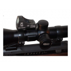 MONTAGE Aimpoint Micro H1  sur lunette avec tube de 25,4 mm, collier complet, H: 8 mm