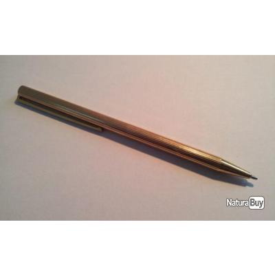 stylo dupont argent