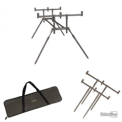 mad rod pod compact inox 3 cannes rod pods 2396504. Black Bedroom Furniture Sets. Home Design Ideas