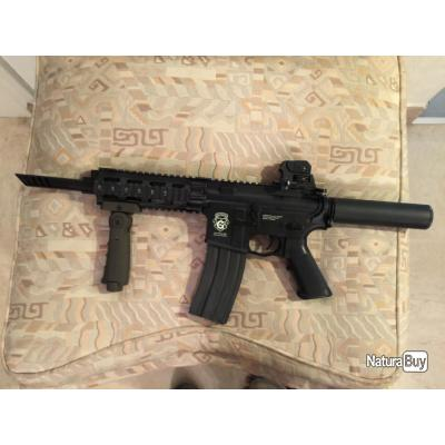 M4 gr16 license G&G