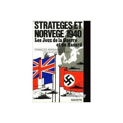 strat ges et norv ge 1940 les jeux de la guerre et du hasard livres historiques et militaria. Black Bedroom Furniture Sets. Home Design Ideas