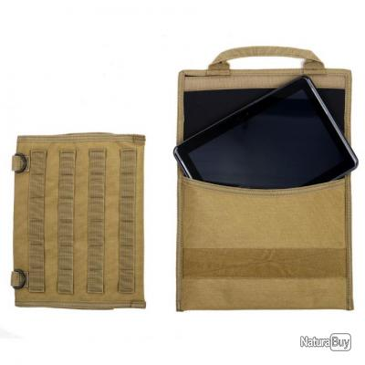 Etui pochette pour ipad tablette samsung couleur sable - Pochette pour tablette samsung ...