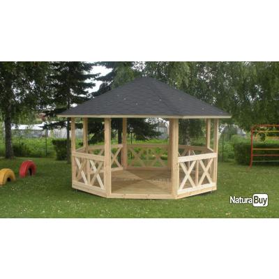 kiosque abris de jardin pour 20 personnes auvents carports tonnelles 2443066. Black Bedroom Furniture Sets. Home Design Ideas