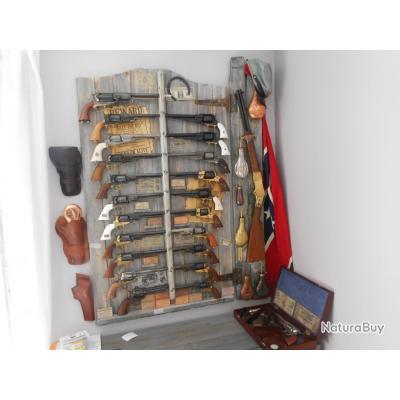 support mural pour armes ou d co attention bien lire svp rateliers et porte fusils 2451389. Black Bedroom Furniture Sets. Home Design Ideas