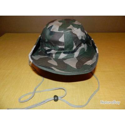Chapeau de brousse camouflage - Chapeaux, casquettes, bobs, bonnets ... 2e2348504b8