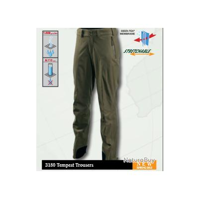 Pantalon DEERHUNTEr TEMPEST Hiver T 50  ... à un super prix...