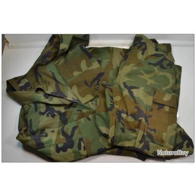Armée Woodland Tenue Américaine Us Veste Camouflage Pantalon Camo S11YEwqz
