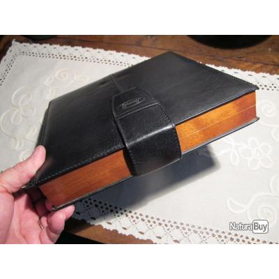 Bo te cigares de bureau avec humidificateur bois et cuir objets divers 2501723 - Humidificateur de bureau ...