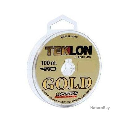 TEKLON GOLD, 100 mètres 0,10