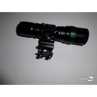 Canon Carabine Rail Du Support Au Fusil Fixation Lampe Ou Et Picatinny Led xhQCtdsr