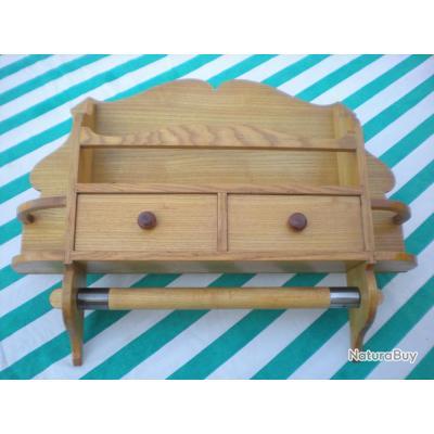 serviteur en bois pour papier essuie tout accessoires divers 2539441. Black Bedroom Furniture Sets. Home Design Ideas