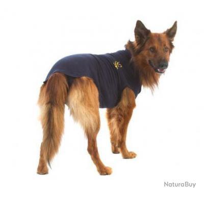 gilet m dical de protection pour chien xl gilets 2540046. Black Bedroom Furniture Sets. Home Design Ideas
