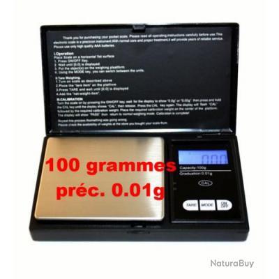 balance digitale de pr cision 100g 0 01g neuf grains gramme carat neuve balances de. Black Bedroom Furniture Sets. Home Design Ideas
