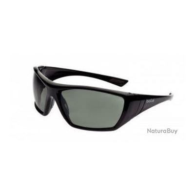 Lunette BOLLE safety HUSTLER black polarisée ! top promo ! ball trap, chasse fe07ba7786ac
