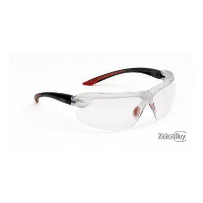 076d1d9b2e361d Lunette BOLLE safety IRIS CLEAR ! top promo ! ball trap, chasse ...