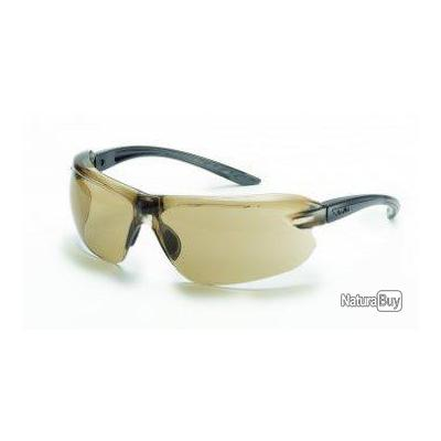 766fd8a561c5f7 Lunette BOLLE safety IRIS TWILIGHT TABAC fume ! top promo ! ball trap,  chasse