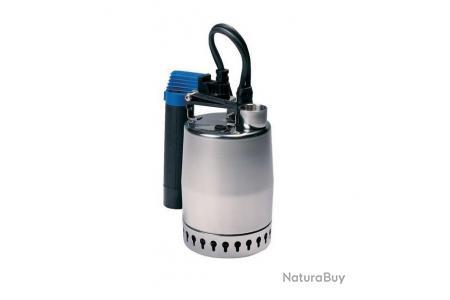 Ekko pumps Pompe immerg/ées eaux charg/ées 400W